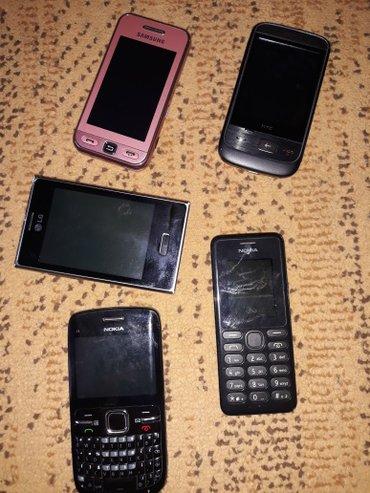 Mobilni telefoni ,cena nije 2000 hiljade za sve modele,neki su 2000 - Valjevo