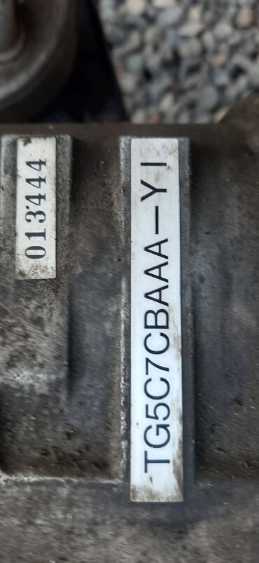 диски субару легаси r16 в Кыргызстан: Продам коробку от Subaru Legacy bl5 turbo. Рабочая