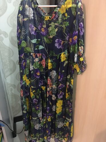 Платье шёлк Италия