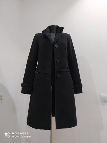 Женские пальто в Кыргызстан: Продам кашемировое пальто в г.Талас производство Турция,р-р 42-44
