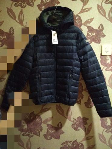 Новая мужская куртка деми terranova, размер s в Бишкек