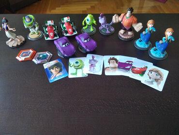 Disney Infinity figure na 3 narucene besplatna dostavaCena po komadu