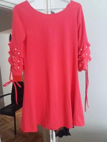 Nova pink haljina L velicina - Nis - slika 2