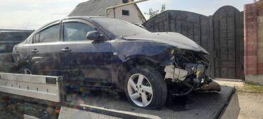 номера на авто бишкек in Кыргызстан | БЮРО НАХОДОК: Mazda 3 1.6 л. 2005
