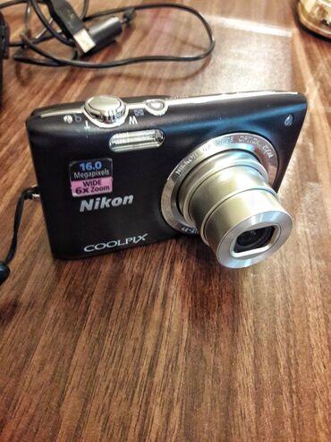 Fotoaparatlar - Bakı: Nikon Coolpix S2700 satıram.Hər bir şeyi