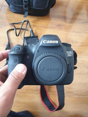 фотоаппарат nikon coolpix p50 в Кыргызстан: Canon 6d body. Состояние нового . Пробег 1898кадр