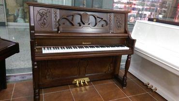Bakı şəhərində Dominguez piano - yeni pianodur. Çatdırılma, köklenme pulsuzdur. 5 il
