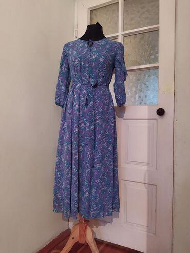 Женская одежда в Араван: Новое шикарное платье из шифона расклешенного кроя.сшито очень