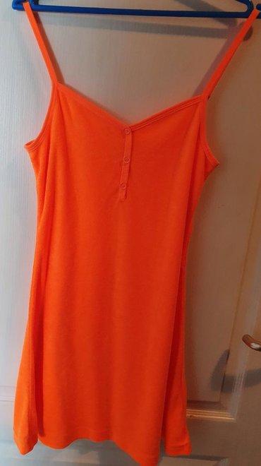 Haljina za ples - Srbija: Florescentna haljina za plazu