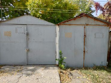 Гаражи - Кыргызстан: ПРОДАЮ СДВОЕННЫЙ ГАРАЖ. (торг есть).Утеплённый. Есть яма.6м на 5м на