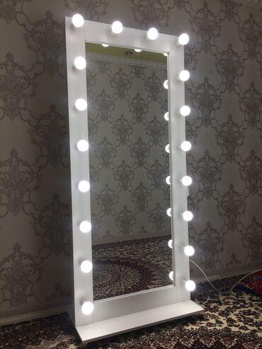 Продаю зеркала с подсветками новый. Делаем на заказ любой размер по вы