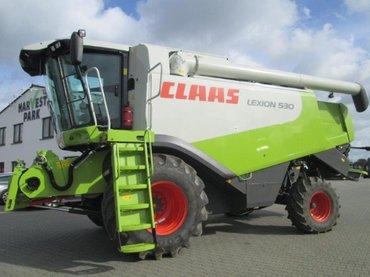 Bakı şəhərində Claas Lexion 530 (№: 12217)  - 2008 год выпуска - двигатель: