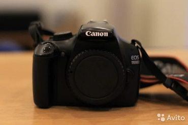 Canon EOS 1100d body (тушка). Состояние в Бишкек