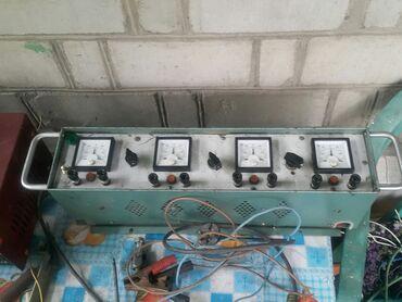 Инструменты для авто - Кыргызстан: Продаю зарядку четыре в одном сразу можно заряжать 4 аккумулятора в