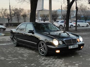 Mercedes-Benz E 430 4.3 л. 2001