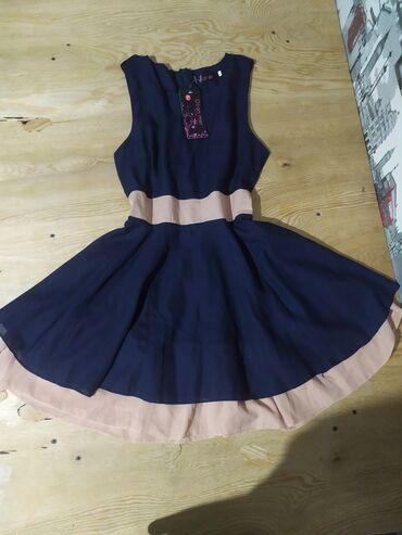 Новая летная платье размер L