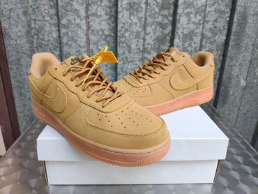Slika - Srbija: Nike Air Force 1 Falx-Gum Light Brown-Prelepe-EXTRA KVALITET   Nike po