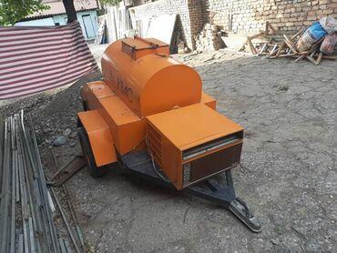 Оборудование для бизнеса - Кызыл-Кия: Бочкалар
