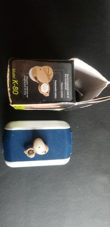 Продаю для глухих наушник без поводной
