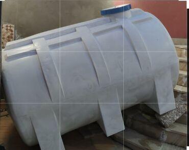 Bak - Azərbaycan: 3 tonluq su çəni satilir. Qiymeti 300 azn.Yeni kimidir. Unvan