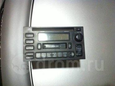 Продам штатную магнитолу jzx100 в отличном состоянии.( подойдёт Toyota