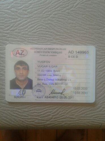 derzi isi axtariram 2018 в Азербайджан: Surucu. isi. axtariram