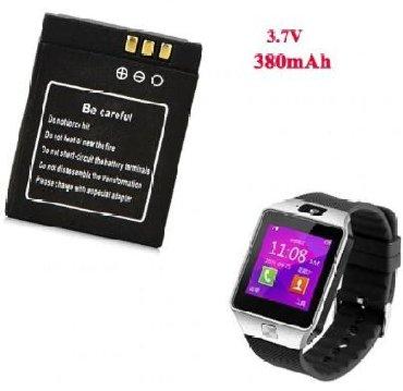 Зарядные устройства в Кыргызстан: 380 мАч Смарт-часы литий-ионный полимерный аккумулятор для DZ09