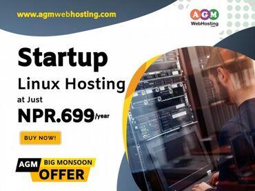 Linux hosting plan starting at Just NPR.699/year buy AGM Web Hostin