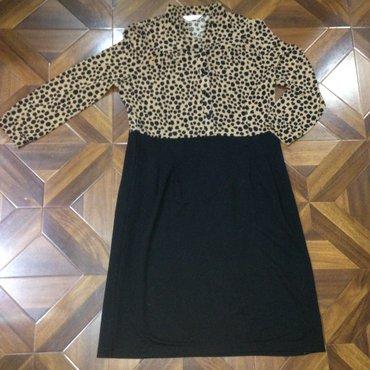 Продам платье в хорошем состоянии,размер 52,цена 500 в Бишкек