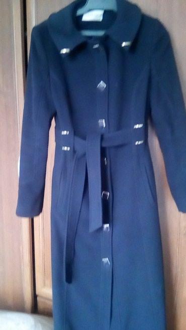 турецские пальто в Кыргызстан: Продаю пальто турецское. Покупала за 9000 т с . длинное до пола