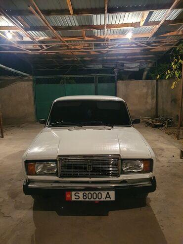 стулья для зала бишкек в Кыргызстан: ВАЗ (ЛАДА) 2107 1.7 л. 2011