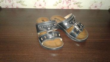 Шлепки на мальчика на 3-4 годика, новые. 27 размер. Цена 80с в Бишкек