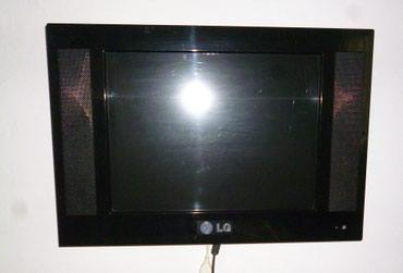 Телевизор ЖК, диагональ 40см. Можно на в Бишкек