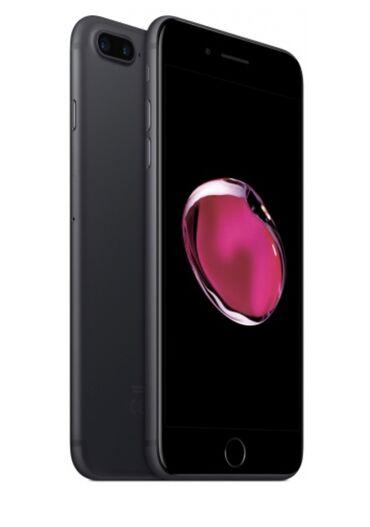 iphone 7 в Кыргызстан: Б/У iPhone 7 Plus 32 ГБ Черный