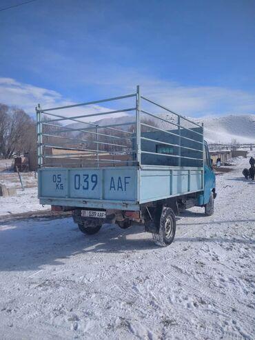 продажа токарных станков бу в Кыргызстан: Продам или меняю бус бортовой и тент рама усилиний шина новый мост