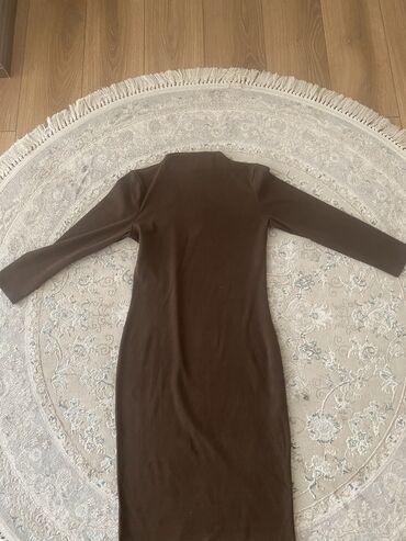 спортивное платье с фатином in Кыргызстан | ПЛАТЬЯ: Платье с горлышком утеплённая