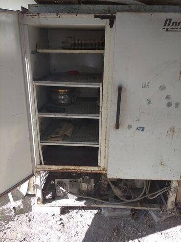 Холодильник шкаф 3х фазный