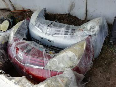 Транспорт в Бает: Автозапчасти ноускат морда передняя часть кузова ниссан нот nissan