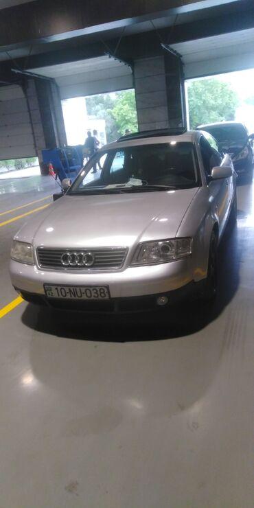 audi 80 1 8 quattro - Azərbaycan: Audi A6 2.8 l. 1998 | 262000 km