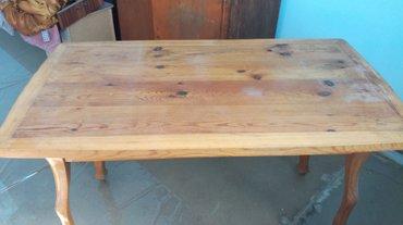Продается кухонный стол высота 90ширина 87длинна 110 в Шопоков