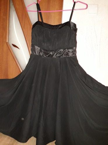Красивая вечерная платья 44 размер имеется длинные перчатки и балеро в Бишкек
