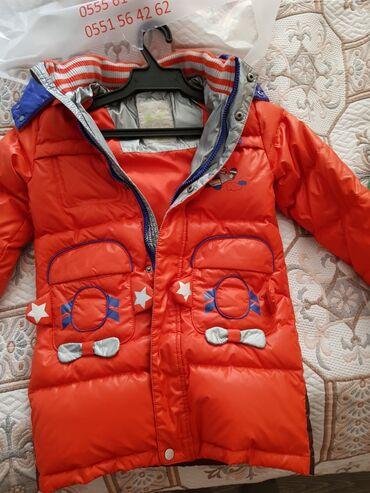 Продаю зимнее пальто детское для мальчика на рост 120, в хор