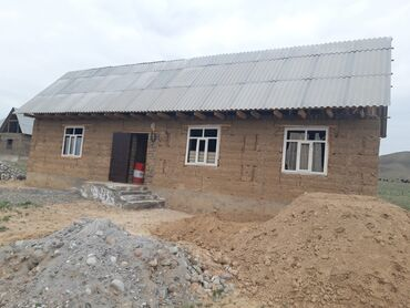 Недвижимость - Кызыл-Кия: 72 кв. м, 3 комнаты