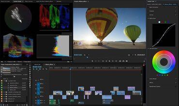 kurs - Azərbaycan: Adobe Premiere CC montaj kursu. Tam peşəkar montajçı olmaq istəyənlər