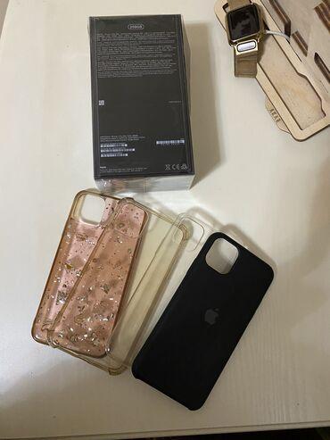 купить бу iphone 11 pro в Кыргызстан: Б/У IPhone 11 Pro Max 256 ГБ Розовое золото (Rose Gold)