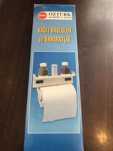 Metbex ucun kaguz rulon desmalliq, turkiye Ozturk firmasi