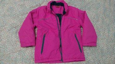 Dečije jakne i kaputi | Subotica: Zimska jakna vel 110,kvalitetna, topla, super ocuvana
