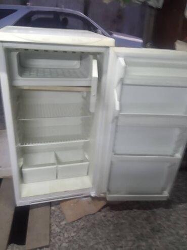 Электроника - Ала-Тоо: Б/у Однокамерный | Белый холодильник Nord