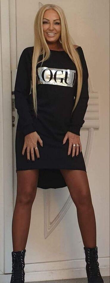 Haljina itali - Srbija: Yust Do It i Vouge haljineVelicine do 2xl(120cm obim)Cena 1850 ili dve