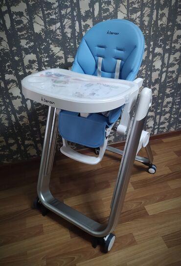 Продается стульчик для кормления A'DEMAIN Erasme США из АВИАЦИОННОГО